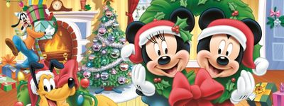 Fêtez Noël avec Mickey et ses amis online
