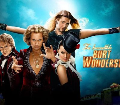 The Incredible Burt Wonderstone online