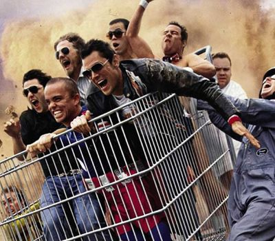 Jackass: The Movie online