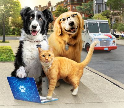 Cats & Dogs 3: Paws Unite online