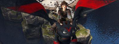 Dragons : Première course de dragons - Prêt, feu, partez ! online