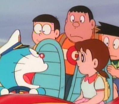 Doraemon: Nobita and the Castle of the Undersea Devil online