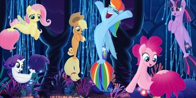 My Little Pony : Le film en streaming