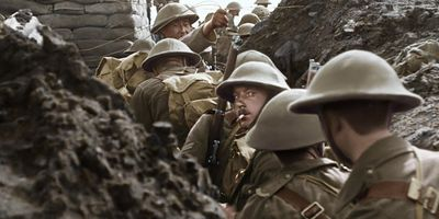 They Shall Not Grow Old en streaming