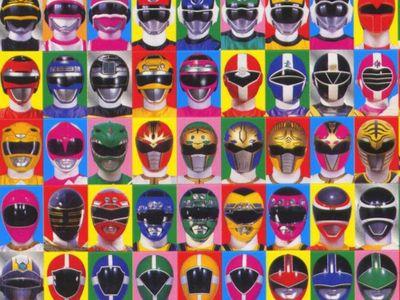 watch Super Sentai streaming