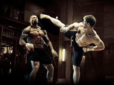 watch Kickboxer: Vengeance streaming