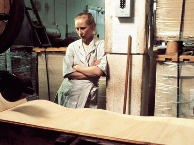 watch The Match Factory Girl streaming