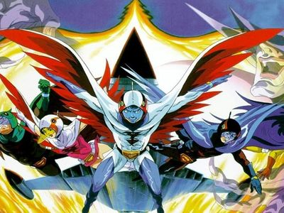 watch Battle of the Planets streaming
