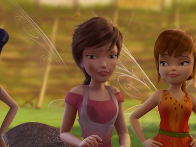 watch Pixie Hollow Games streaming