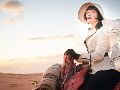 watch Miss Fisher and the Crypt of Tears streaming