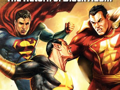 watch Superman/Shazam!: The Return of Black Adam streaming
