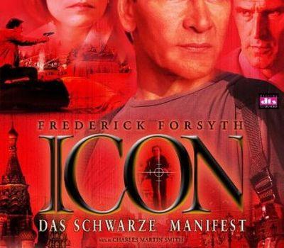 Frederick Forsyth's Icon online