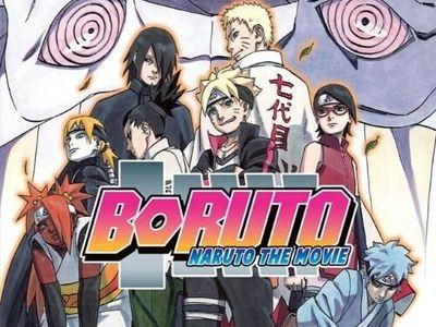 watch Boruto: Naruto the Movie - Naruto ga Hokage ni Natta Hi streaming