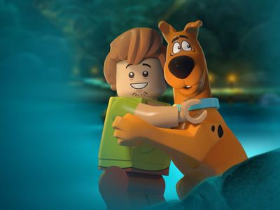 watch LEGO Scooby-Doo! Blowout Beach Bash streaming