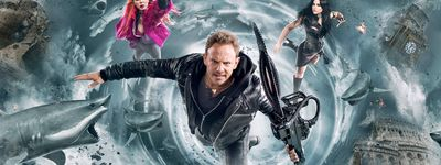 Sharknado 5: Global Swarming online