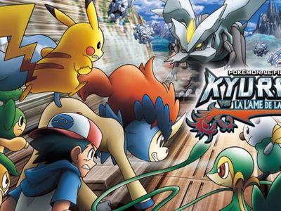 watch Pokémon the Movie: Kyurem vs. the Sword of Justice streaming