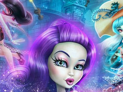 watch Monster High: Haunted streaming