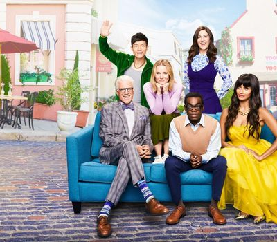 The Good Place online