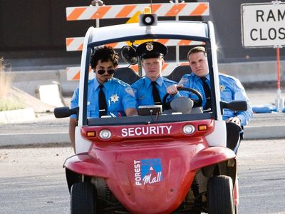 watch Observe and Report streaming