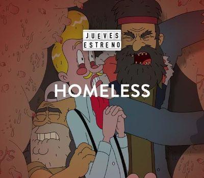 Homeless online