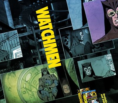Watchmen: Motion Comic online