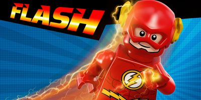 Lego DC Comics Super Heroes: The Flash STREAMING