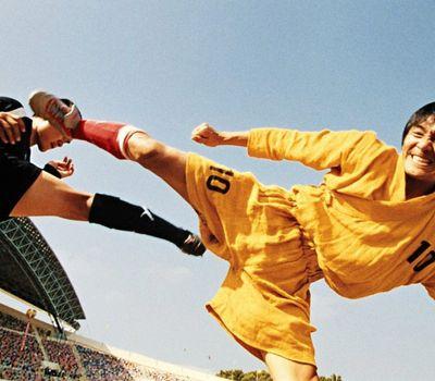 Shaolin Soccer online