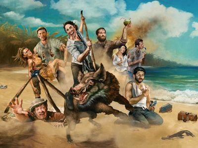 watch Wrecked streaming