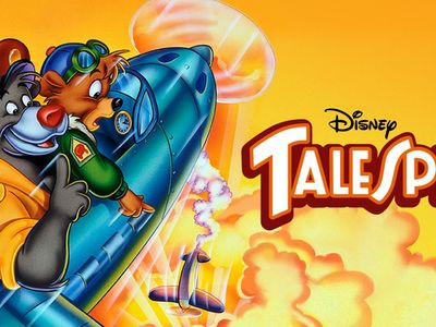 watch TaleSpin streaming