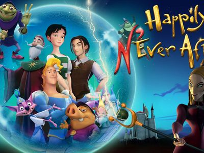 watch Happily N'Ever After streaming