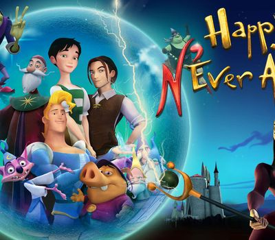 Happily N'Ever After online