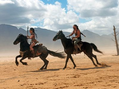 watch The Scorpion King: Book of Souls streaming