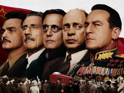watch The Death of Stalin streaming