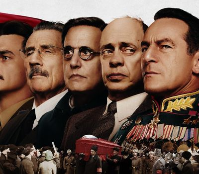 The Death of Stalin online