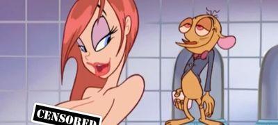 Ren & Stimpy Adult Party Cartoon