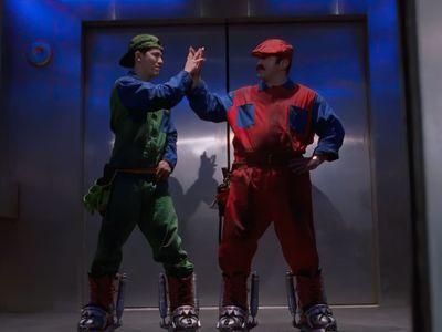 watch Super Mario Bros. streaming