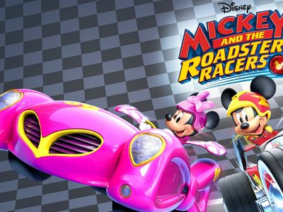 watch Mickey and the Roadster Racers streaming