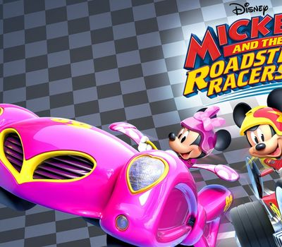 Mickey and the Roadster Racers online