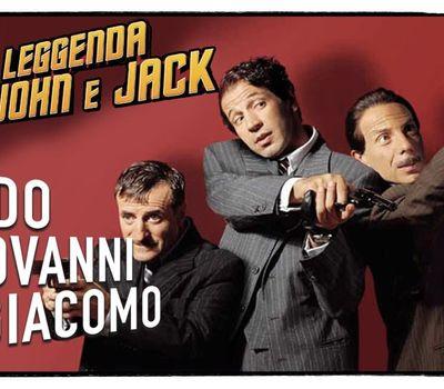 The Legend of Al, John and Jack online