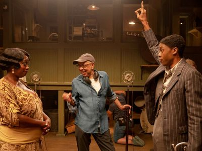 watch Ma Rainey's Black Bottom streaming