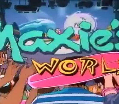 Maxie's World online