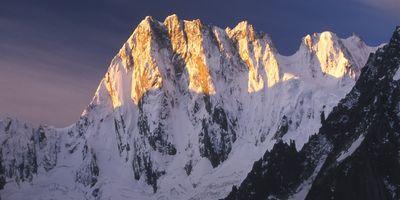 Le Grandi Nord Delle Alpi: Grandes Jorasses STREAMING