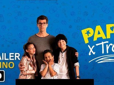 watch Papá X Tres streaming