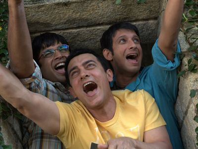 watch 3 Idiots streaming