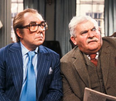 The Two Ronnies online