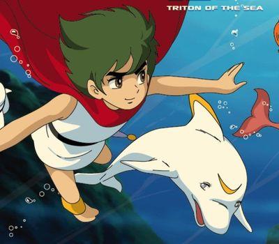 Triton of the Sea online