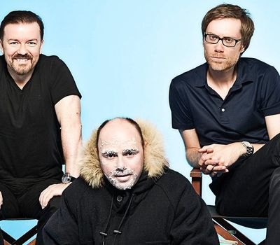 An Idiot Abroad online