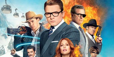 Kingsman : Le Cercle d'or en streaming