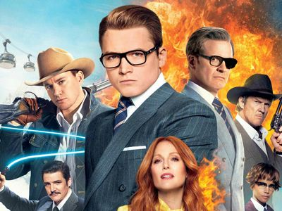 watch Kingsman: The Golden Circle streaming
