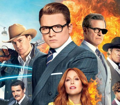 Kingsman: The Golden Circle online